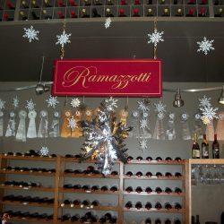 Ramazzotti tasting room